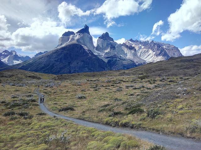 Cuernos del Paine ,Torres del Paine