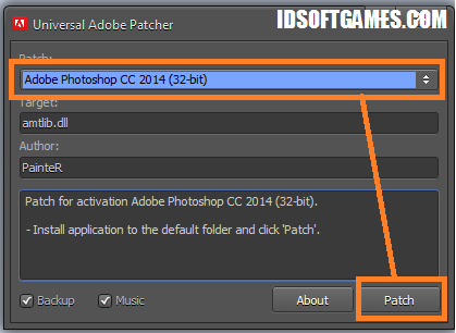 Adobe Photoshop CC Patch