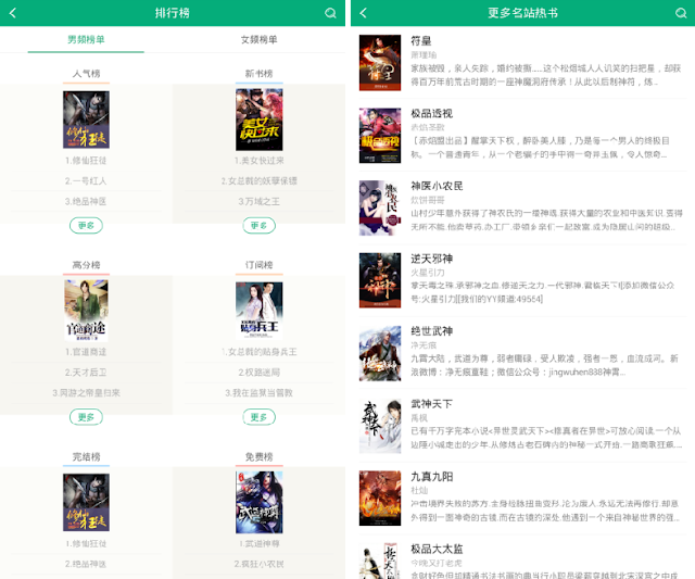 360小說大全 App