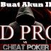 Cara Buat Akun ID PRO VS Cheat Situs Judi Poker Domino99 Online Terpercaya