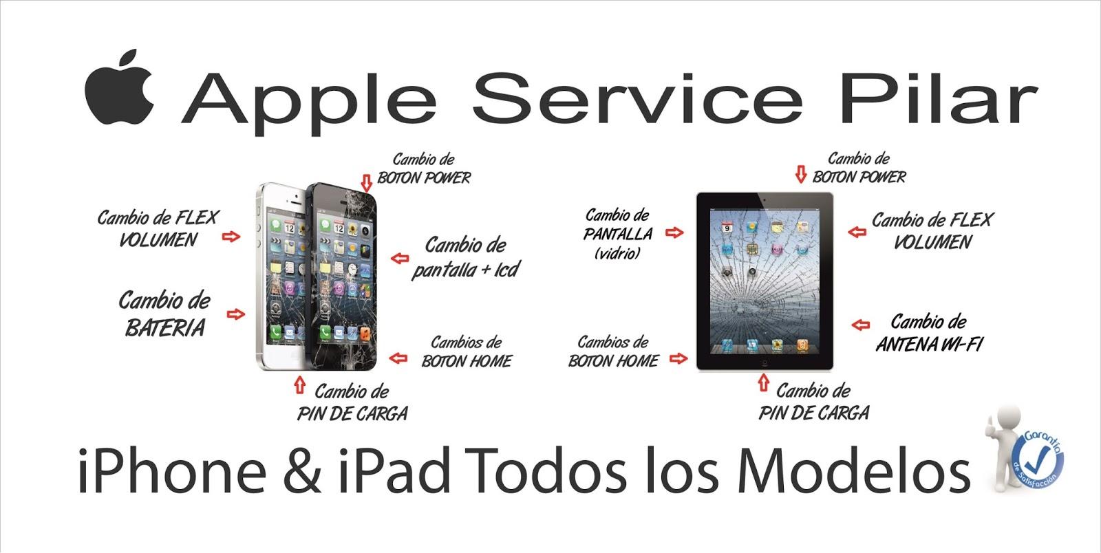 Apple Service Pilar: iPhone Service Pilar