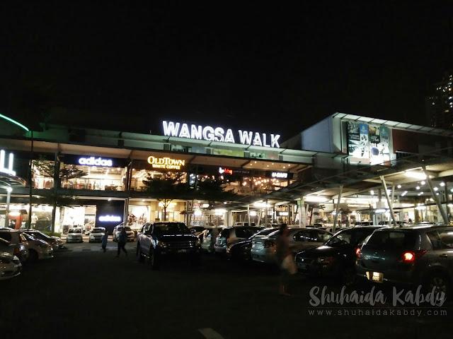 U-Cafe Wangsa Walk ~ Pilihan Untuk Kejutan Harijadi