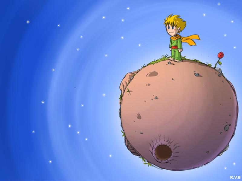 Como A Lua.. Que Brilha Toda Noite!: O Pequeno Príncipe