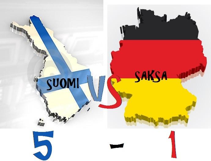 Saksa Suomi
