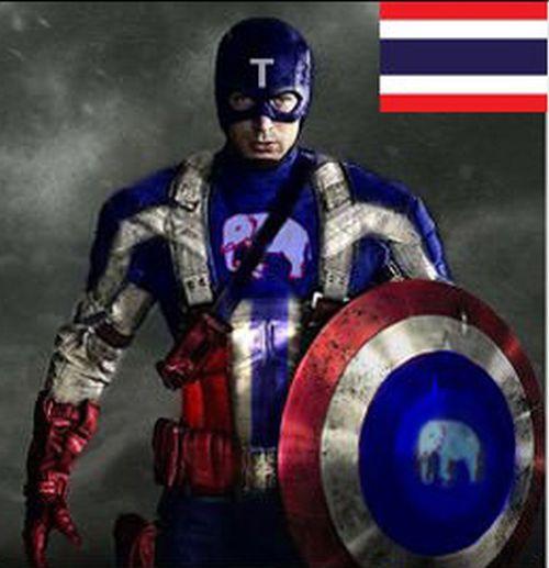 Captain america versi negara lain termasuk malaysia - Div style padding ...