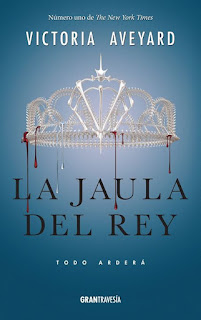 La Jaula del Rey (La Reina Roja #3)