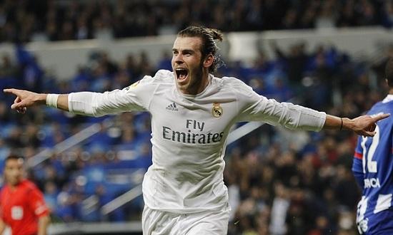 Bale là hoàng tử mới của Real lẫn xứ Wales