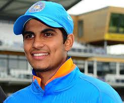 Sports Personalities in Chandigarh :Shubman Gill