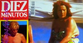 Saras Cover Diez Minutos 25 De Agosto De 1995 España