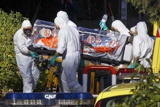 Cara Pengobatan Penyakit Ebola