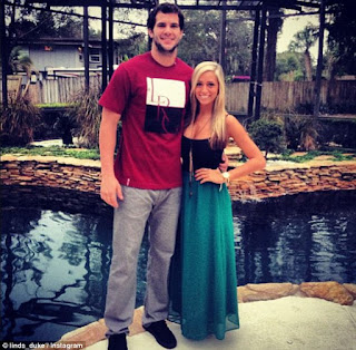 The High School Sweetheart And Longtime Girlfriend Of Blake Bortles