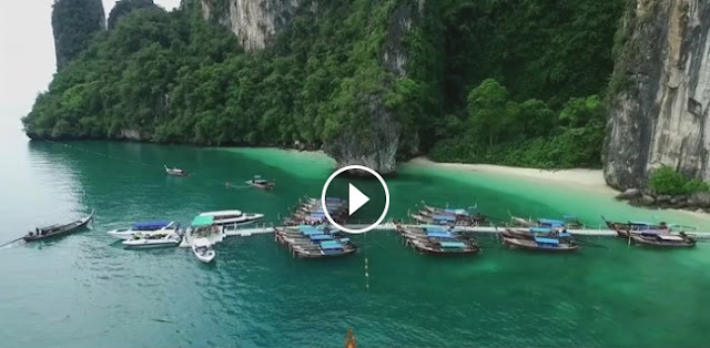 Phang Nga Bay - Best Where To Visit In Thailand