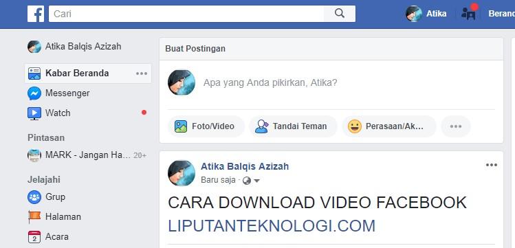 aplikasi download video di laptop