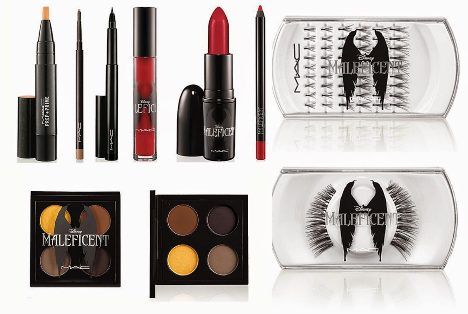 MAC Cosmetics Maleficent Summer 2014 Sweet Elyse