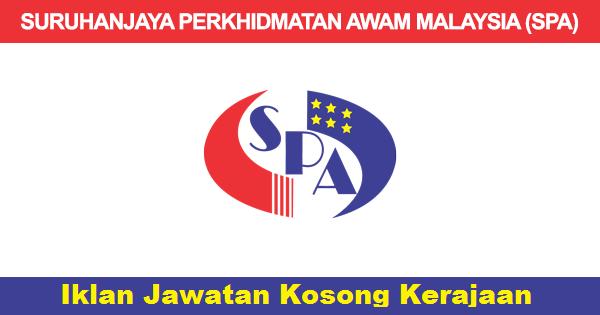 Jawatan Kosong di Suruhanjaya Perkhidmatan Awam Malaysia