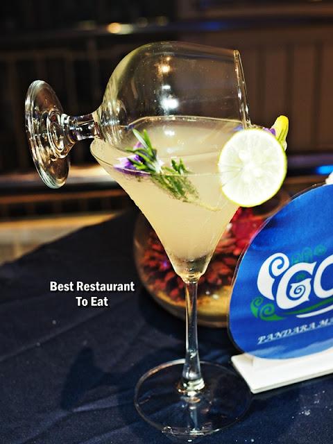 Cocktail - Pandara Martini