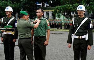 47 Prajurit TNI Kodam I Bukit Barisan Dipecat Secara Tidak Hormat - Commando