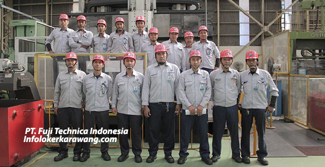 Lowongan Kerja PT. Fuji Technica Indonesia KIIC Karawang
