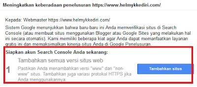 mengaktifikan HTTPS blogger domain TLD4