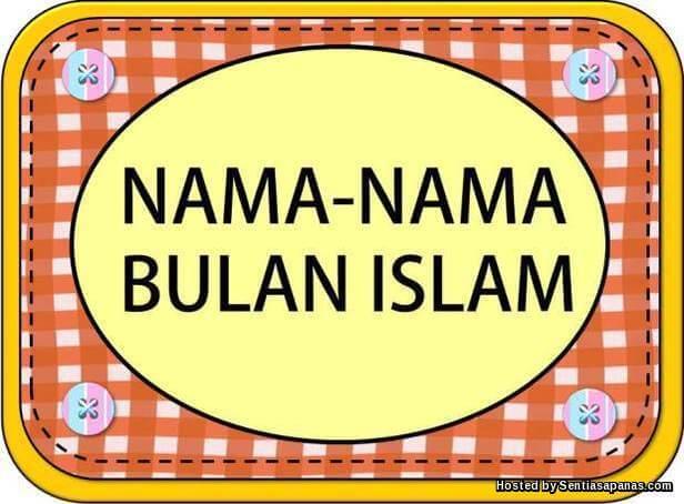 Bulan Islam