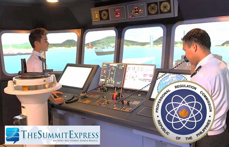 List of Passers: Marine Engineer Officer board exam results November 2014