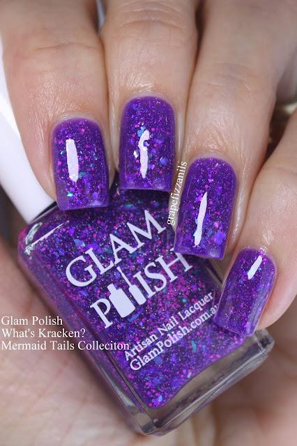 glam polish What's Kracken?
