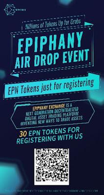 Nhận 30 EPN tokens trên nền NEO