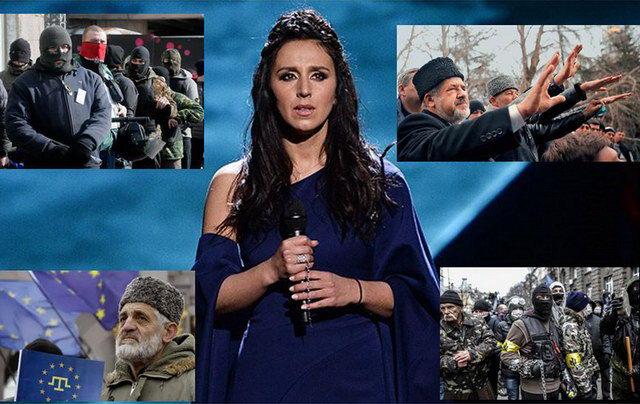 Όταν και η Eurovision «ξεπλένει» τους νεοναζί της Ουκρανίας