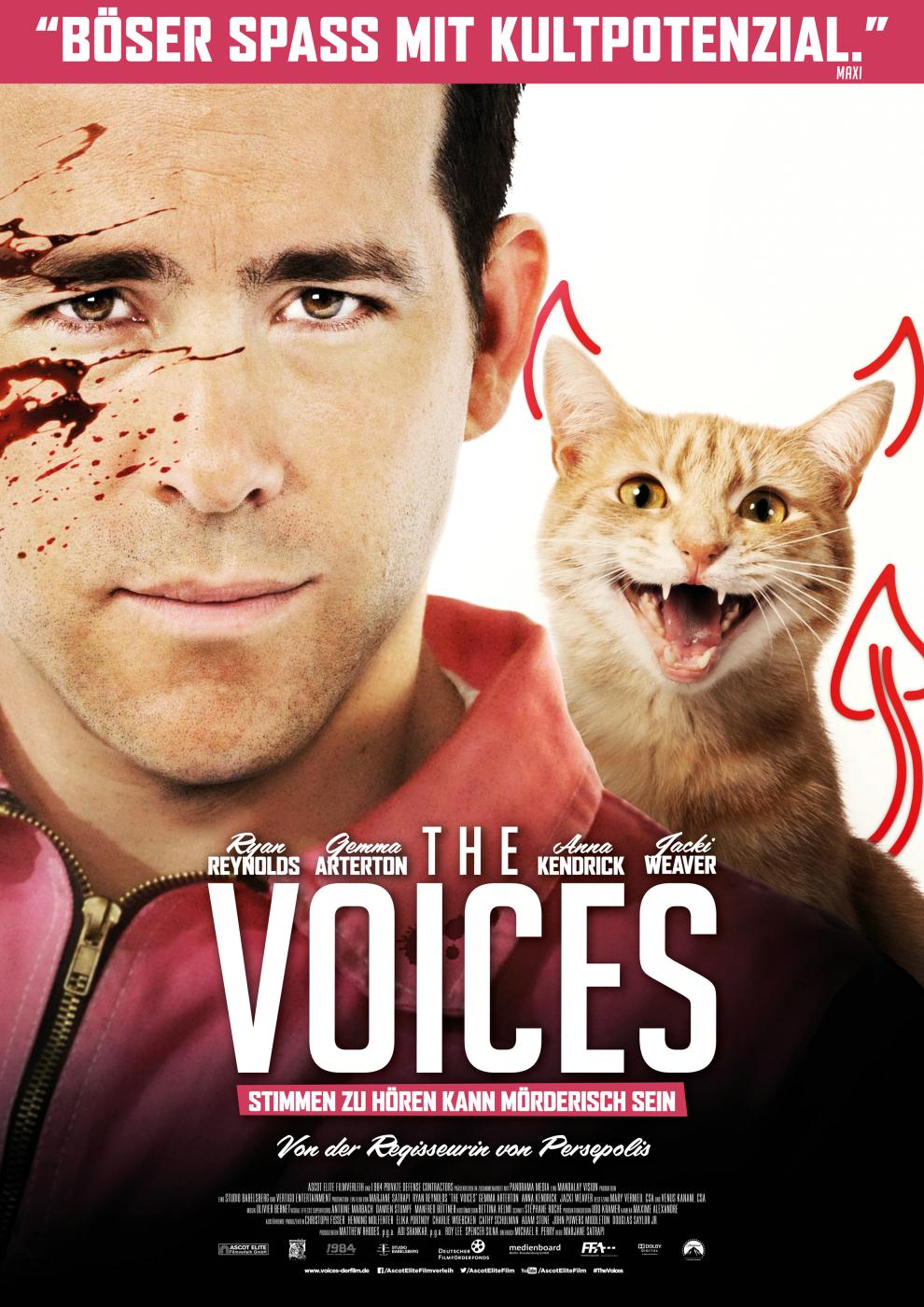 The Voices แผนจี๊ดๆ คิดได้ไง [HD][พากย์ไทย]