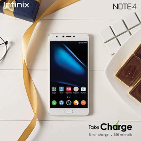 Steps on How To Downgrade Infinix Note 4 To Android 7 Nougat