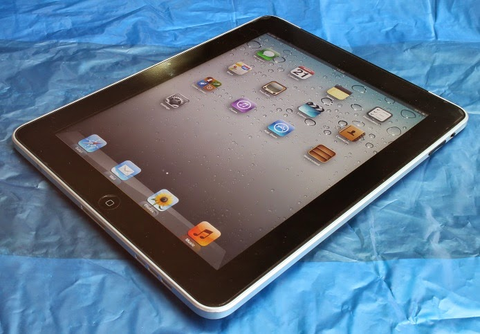 Jual IPAD 16 GB Second