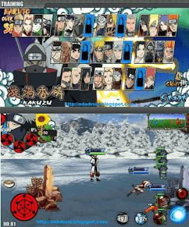Naruto Senki Over Simple v1.17 Apk