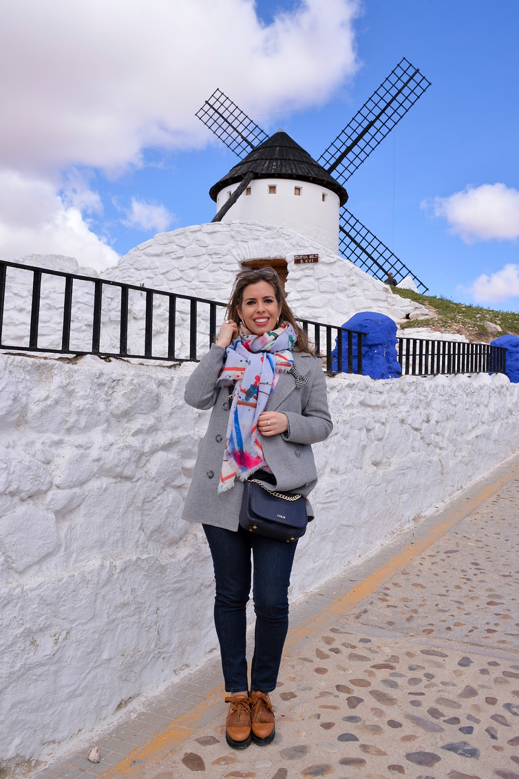 Chasing Windmills: A Road Trip Through La Mancha