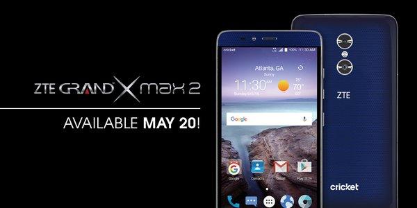 تم إطلاق الهاتف الذكي Grand X Maz 2 في الولايات المتحده بسعر 200 دولار