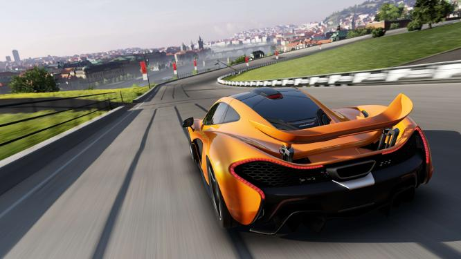 forza motorsport 5 one xbox racing game struggles with anti aliasing problems. Black Bedroom Furniture Sets. Home Design Ideas