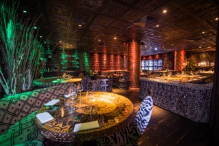 Shaka Zulu table