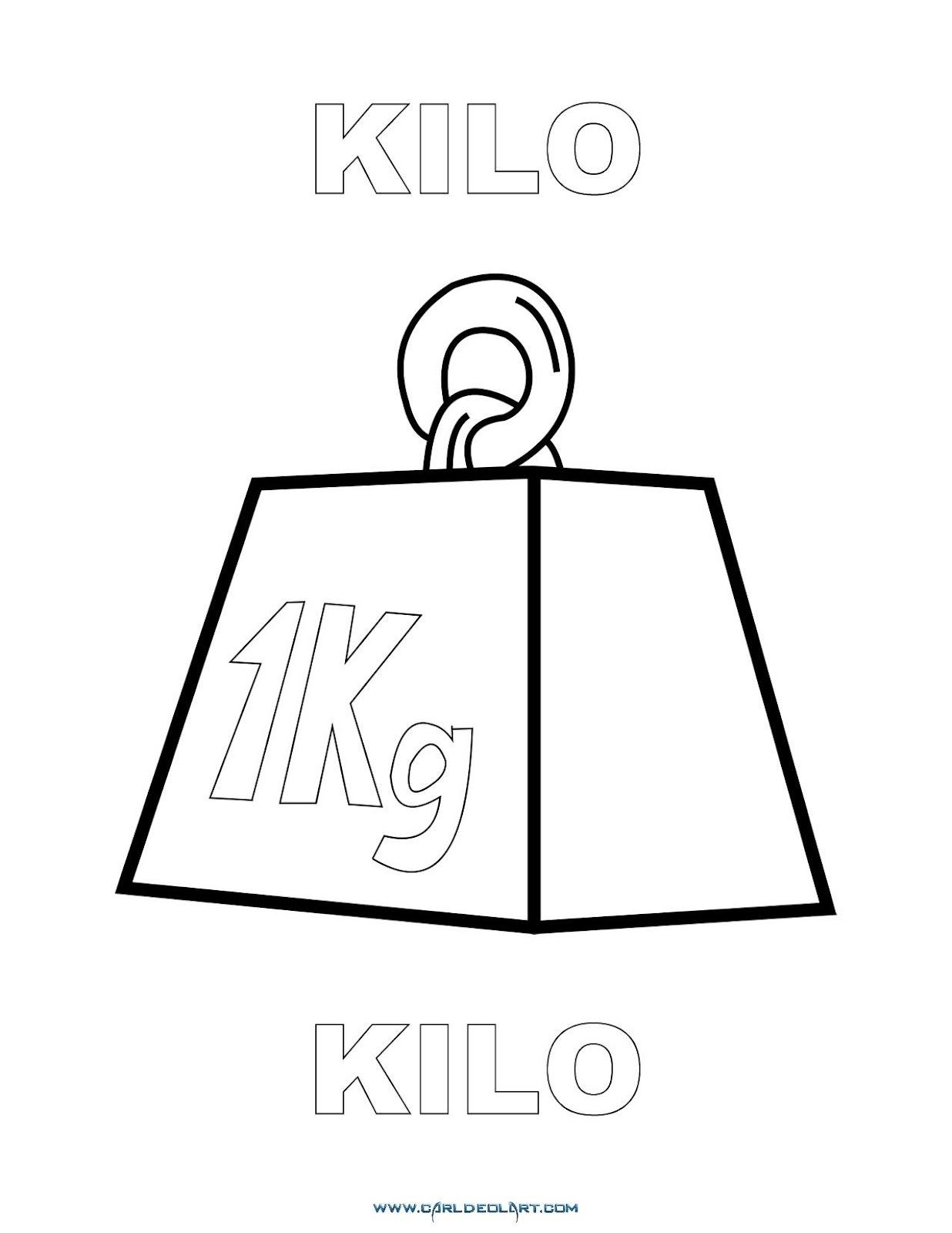 Dibujos ingl s espa ol con k kilo kilo for Dibujo de una piedra para colorear