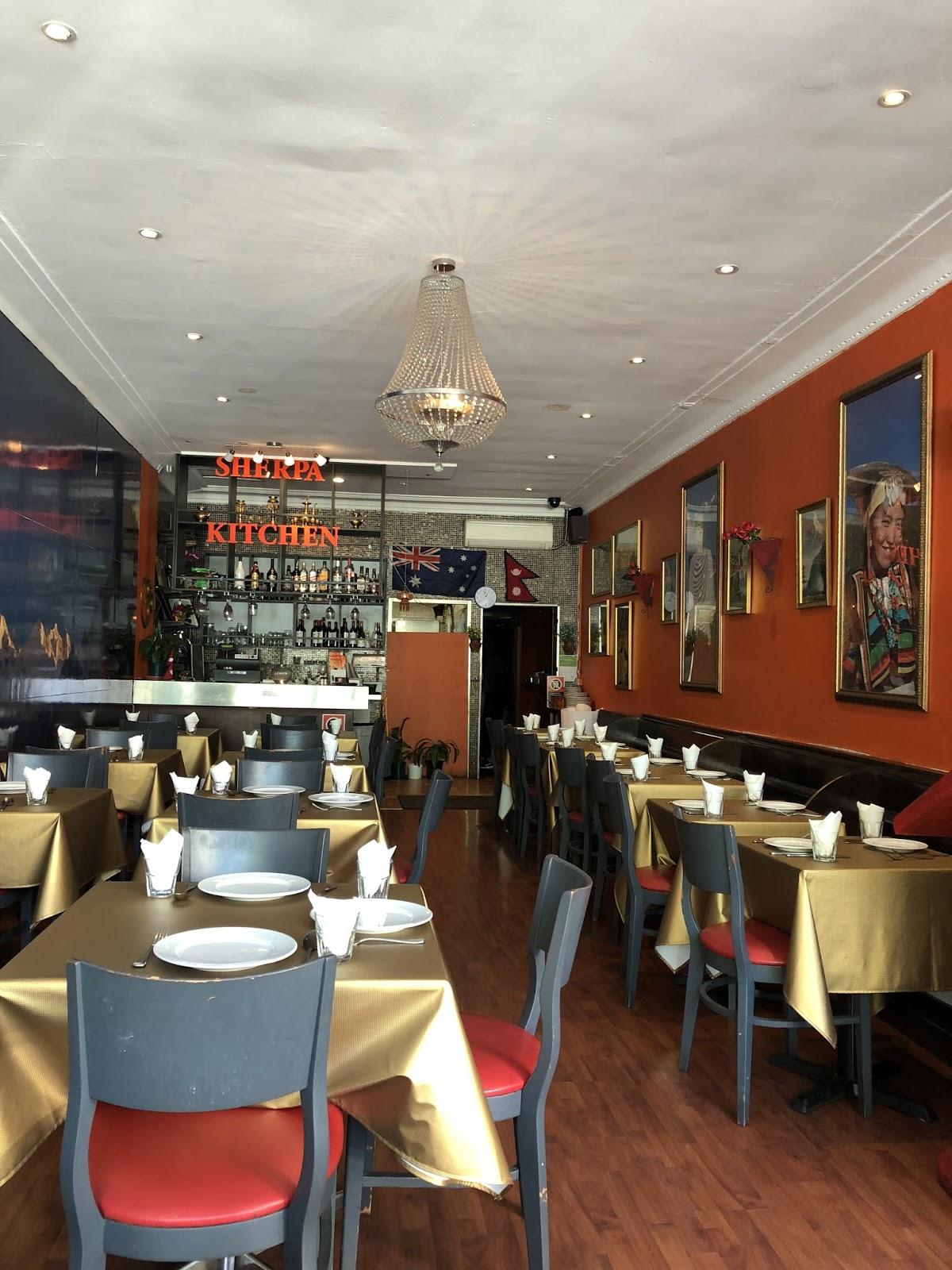 Cucina Restaurant Wentworth Point Weekend Food Escapes Sherpa Kitchen Newtown