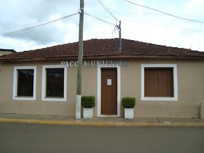 Prefeitura de Campina de Monte Alegre, no estado de São Paulo