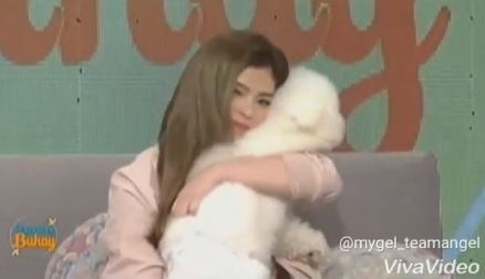 Cutest Photos Of Angel Locsin And Her Baby Pwetpwet