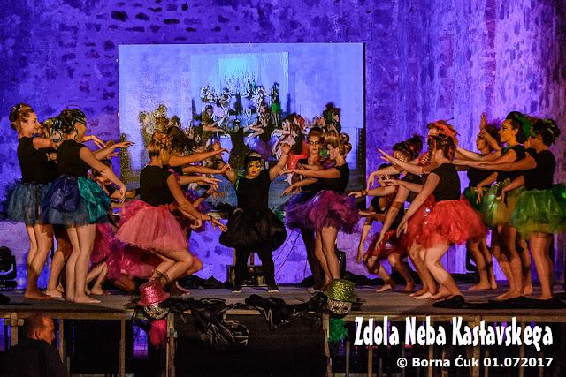 """Revija """"Zdola Neba Kastavskega"""" @ Kastav, 01.07.2017"""
