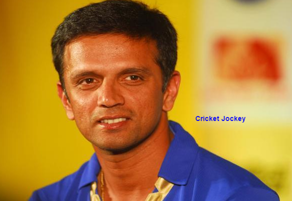 Rahul Dravid the wall