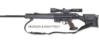 Heckler & Koch PSG1 (Germany)