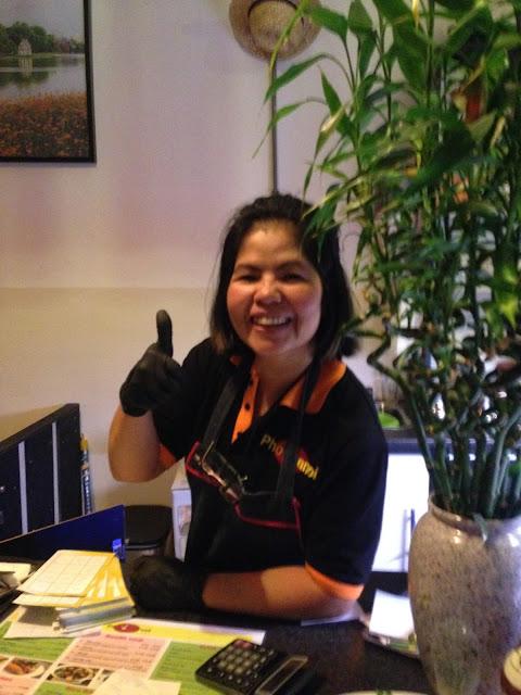Gastvrij onthaal bij Pho Hanoi