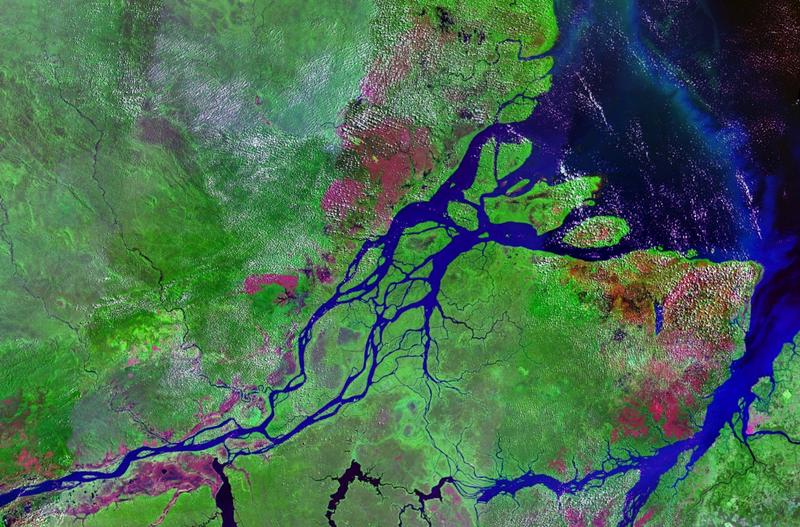 Principales ríos del mundo