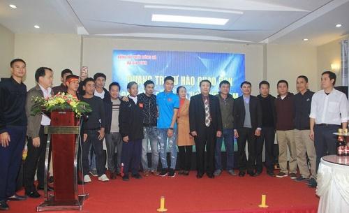 Thái Quý đạt được nhiều thành tích trong sự nghiệp bóng đá