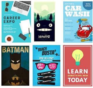 Macam - macam poster - berbagaireviews.com