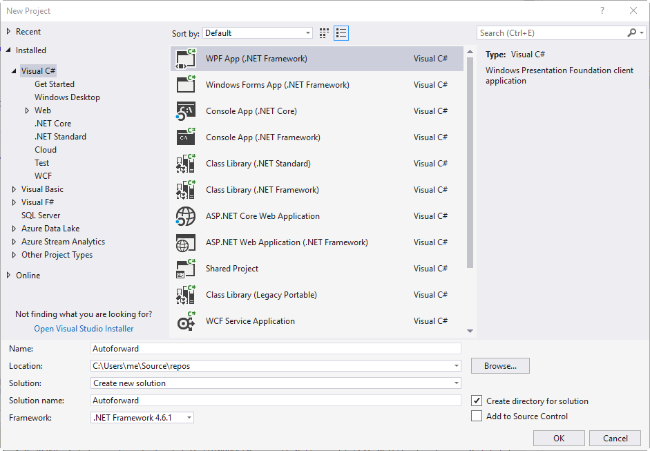 WPF Thoughts: Textbox with auto forward
