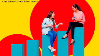 Cara Internet Gratis Kartu Indosat