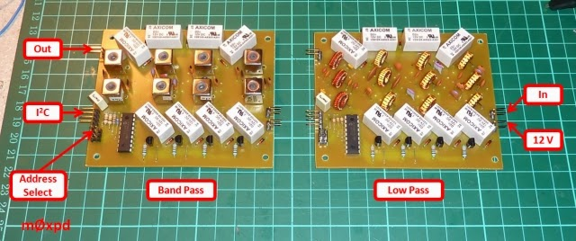 The Bosch Relay And The Radio Shack Relay Circuit Layouts